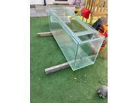 Fish tank 150x46x62