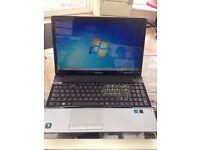 Samsung 3530EC i5 2gb ram 500gb hdd laptop