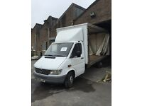 Mercedes-Benz Sprinter Curtainsider LWB