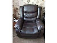 Elec rise and recliner chair