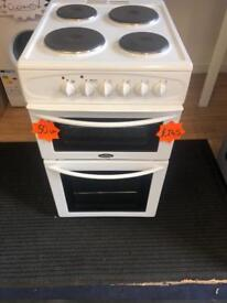 *** Belling 50cm double oven cooker***Free Delivery**Fitting**Removal