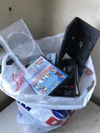 50 EMPTY dvd cases