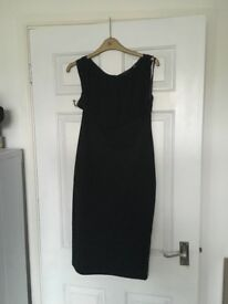 Ted Baker Little Black Dress UK 10