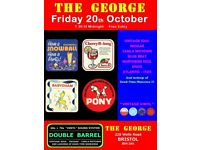 FRIDAY 20th OCTOBER - 60s 70s SOUL / REGGAE / MOTOWN with DOUBLE BARREL – TOTTERDOWN