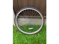 26 inch bike wheel for sale