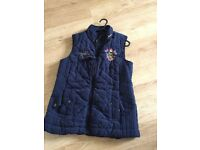 Joules Mary king body warmer equestrian
