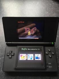 Nintendo ds with extras