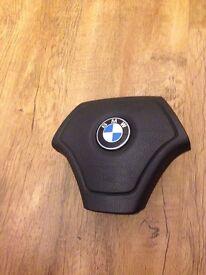 Bmw e35/e46 (1999) steering wheel airbag