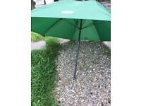 Green 2XL LEEDA FIshing Umbrella