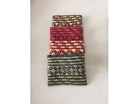 Handmade from Uganda bracelets/ necklaces and purses