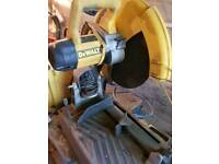 Dewalt steel chop saw