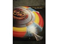 ElO Out of the blue limited edition blue vinyl
