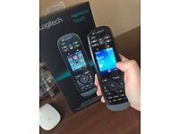 *BRAND NEW BOXED* LOGITECH 2.4inch Harmony Touch Ultimate Universal Remote Control