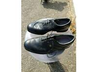 Men's Footjoy golf shoes 9
