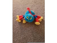 Talking Woolly and Tig Spider Toy