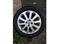 4 Vauxhall alloys 4 stud