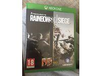 Tom Clancy's Rainbow Six: Seige unused