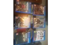Various games bundle