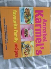 Annabel Karmel - favourite family recipes