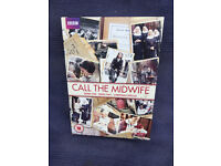 CALL THE MIDWIFE - SERRIES 1 & 2 + CHRISTMAS SPECIAL