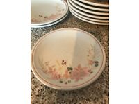 Various size plates