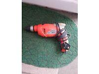 Einhell 800w hammer drill £15
