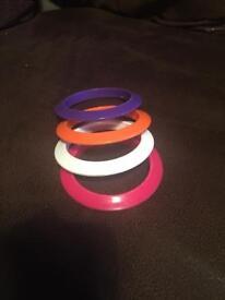 Set of bangles
