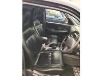 Mitsubishi Shogun Sport,Black,90k,18inch alloys,Black leather, Bluetooth phone and music connection
