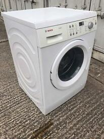 Bosch washing machine 9kg