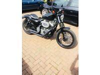 Harley Davidson nightster 1200 xl