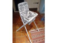 Folding Ikea High Chair- hardly used