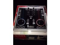 ION / Numark iCUE Desktop DJ Mixing Station - [IN BOX] ** ONLY £35 ono **