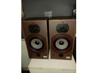 b w dm110 speakers !!! calls only!!!!