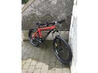 mantra saracen mountain bike