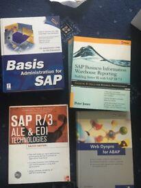 SAP BOOKS VARIETY PACK