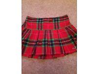 Hollister skirt size 0