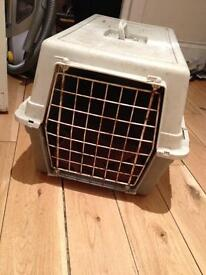 Cat or dog carrier cage pet puppy kitten
