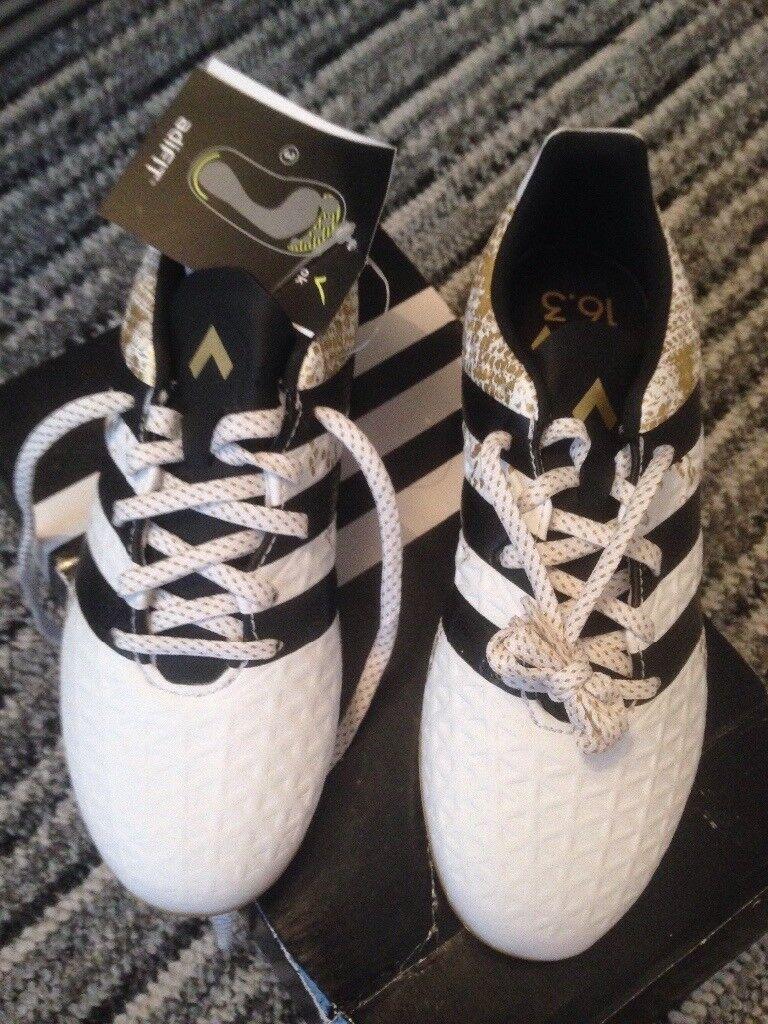 Football boots brand new 2&half
