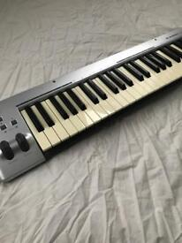 M-Audio KeyStudio 49 (usb Midi controller) £50