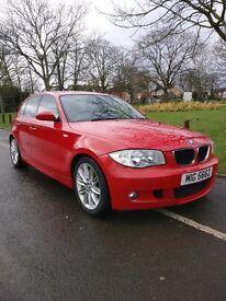 BMW 2.0 118i M Sport Auto 86k