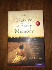 The Nature of Early Memory: An Adaptive
