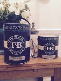farrow and ball paint (unopened)