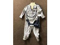 Boy 7 Set Clothes, New 3-6 Months.