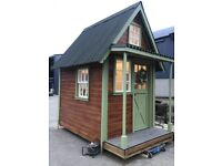 Summer House / She Shed.