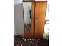 BEDROOM SET 2/3 Door Wardrobe + 3 Drawer Chest + 2 Drawer Chest