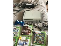 Xbox 360 60gb for sale with controllers & games for sale