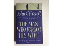 The Man Who Forgot His Wife Book