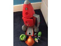 ELC Space Rocket