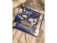 Nintendo 3ds game Pokemon Alpha Sapphire