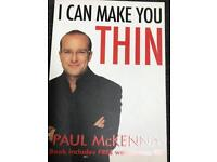 Paul McKenna I can make you thin book and CD